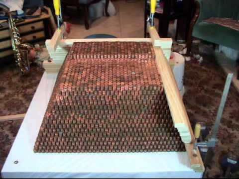 Got Pennies? Largest Penny Design Pyramid!