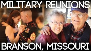 Military Groups Branson Missouri Video