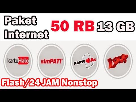 Video Cara Daftar Paket TELKOMSEL 50rb 8GB+5GB, Wajib Tahu Pengguna TELKOMSEL !!!