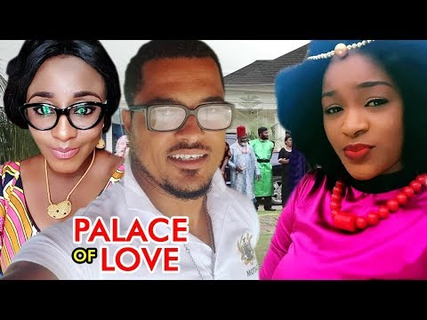 Palace of Love 1&2  -Ini Edo & Chacha Eke Latest Nigerian Nollywood Movie/African Movie