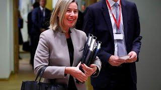 UE aprova sanções contra Rússia e Síria
