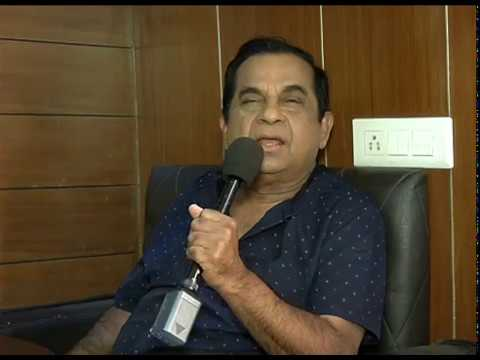 Brahmanandam About MLA Movie