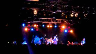 E.town Concrete - Battle Lines Live @ Starland Ballroom Jan 8, 2011