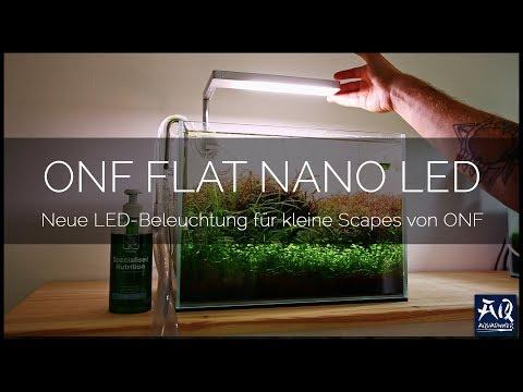 ONF FLAT NANO REVIEW | AquaOwner