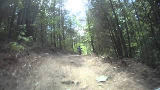 Trail Riding at Highland Park in Georgia (Part 2)