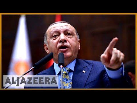🇹🇷 🇸🇦 Turkey's Erdogan: Khashoggi killing a 'political murder'   Al Jazeera English