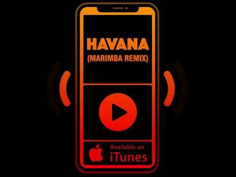 Havana (Marimba Remix) Ringtone - Android & iPhone!