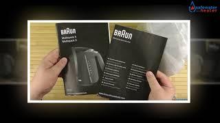 Braun WK300 1.7-Liter Electric Cordless Water Tea Kettle Review