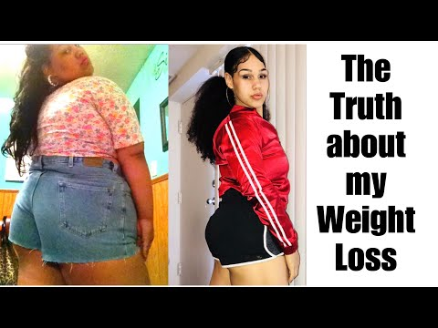 The Truth About My 200lb Weight Loss