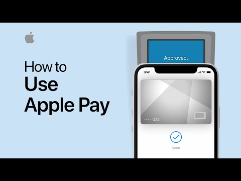How to use Apple Pay — Apple Support