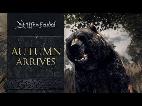 Autumn Comes to Life is Feudal MMO