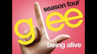 Glee - Being Alive
