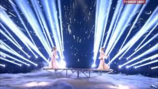 Russia«Сёстры Толмачёвы» «Shine» «Сияй»     Eurovision Song Contes 2014   Semi Final (1)