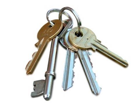 Полезный советы №1. Как не потерять ключи дома?