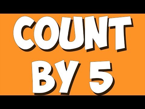 Count By 5's Song Mp3