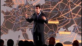 PARAG KHANNA   Mapping The Future Of Global Civilization