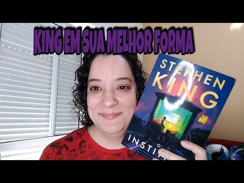 O INSTITUTO -  STEPHEN KING - RESENHA #STEPHENKING
