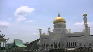 preview picture of video 'アキーラさんお薦め!ブルネイ・オールドモスク7!Old-mosque,Brunei'