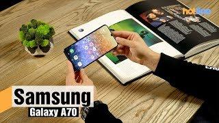 Смартфон Samsung Galaxy A70 2019 SM-A705F 6/128GB Black (SM-A705FZKU) от компании Cthp - видео 1