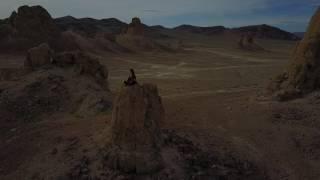 Trona Pinnacles VanLife Camping Trip