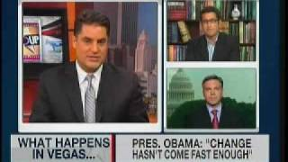 Netroots & Liberal Media Bias: Cenk Hosts MSNBC thumbnail