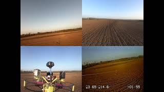 FPV 5 inch Cinewhoop Multicam - 3 Gopro + 1 insta360go Maiden Test