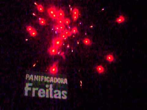 Queima de Fogos em Mairipotaba 2013.