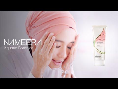 Nameera So Pure & Radiant – Hydrating Gel Cleanser #CantiknyaFitrah