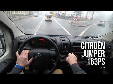 Citroen  Jumper Фургон класса M - тест-драйв 1