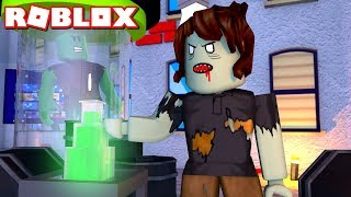 The Cure: A Sad Roblox Zombie Outbreak Movie ( Part 5)