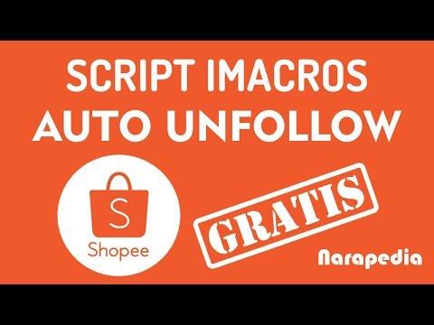 mp4 Auto Unfollow Shopee, download Auto Unfollow Shopee video klip Auto Unfollow Shopee