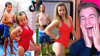 People Absolutely NAILING Their FAMILY PHOTO Recreations..(TIK TOK EDITION)
