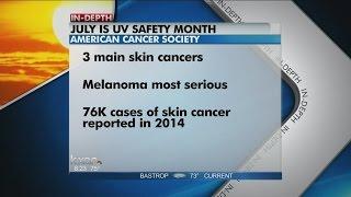 UV Safety Month
