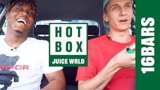 HOTBOX mit JUICE WRLD & MARVIN GAME (16BARS.TV)