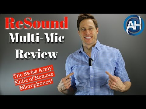 ReSound Multi-Mic Review | Hearing Aid Reviews