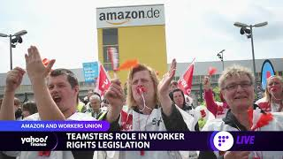 Teamsters National Director for Amazon: Our interest is to advocate for the workers