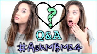 #ASKMBM24 | Online School, Frozen + Traveling! ♡
