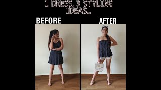 UNCONVENTIONAL WAYS TO USE YOUR  FIT AND FLARE DRESS