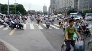 preview picture of video 'Electric Bikes in Wuxi, China'