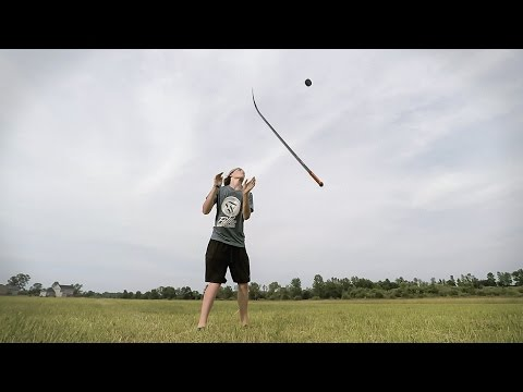 GoPro: Insane Hockey Stick Tricks with Zac Bell