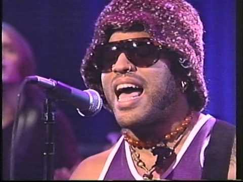 Lenny Kravitz - Chris Rock Show 1998 Fly Away