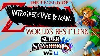 WORLD'S BEST LINK ft IZAW (Smash 4)