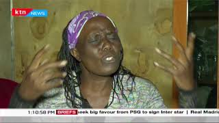 Kayole widow lives in fear after unidentified people invaded their land and grabbed it