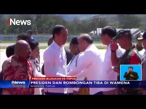 Ke Papua, Jokowi Tinjau Pasar Wouma yang Terdampak Kericuhan Wamena - iNews Siang 28/10