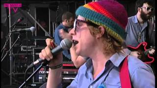 "Dr. Dog  ""The Rabbit, The Bat And The Reindeer"" @ San Miguel Primavera Sound 2010"