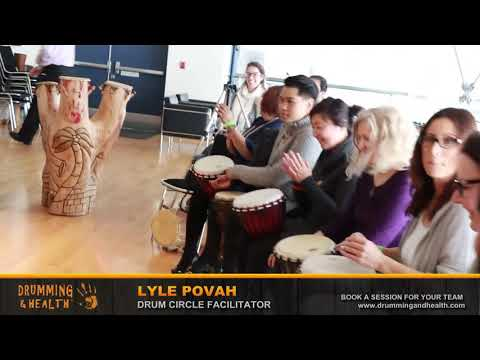 TEDxStanleyPark 2018 Drum Circle with  Lyle Povah [1]