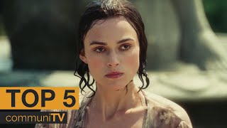 TOP 5: Period Romance Movies