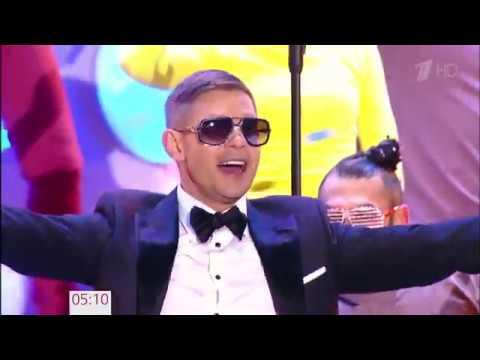 "Митя Фомин - ""Все будет хорошо"" - новогодний концерт Первого канала на Красной площади"