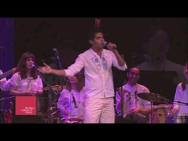 The Music of Ecuador - International Folk Festival. Berklee College of Music