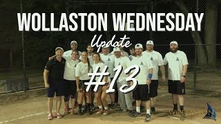 WOLLASTON WEDNESDAY #13: Go Team Wolly!